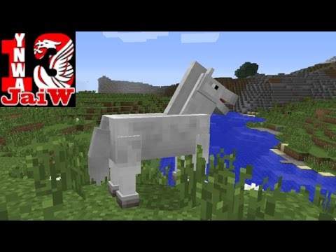 LOOKING FOR A HORSE - Minecraft (PS4) Open Lobby
