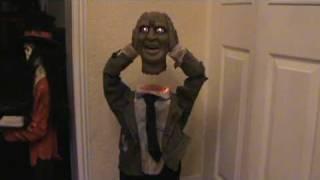 Heads Up Harry Animated Head Lifting Halloween Prop