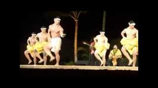 Male Hawaiian Dancers Bring It On