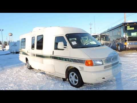 Good Solid 22' 1998 VW Winnebago Rialta V6 Automatic Only 74K Miles ZOOMERSRVINDIANA