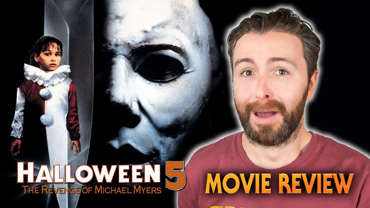 Halloween 5: The Revenge of Michael Myers (1989) - Movie Review