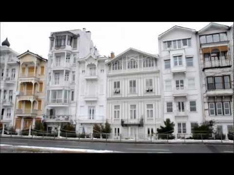 ARNAVUTKOY, QUARTIER D'ISTANBUL EN HIVER