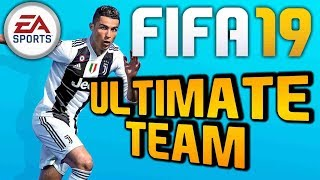 Mein Start im Ultimate Team Modus   FIFA 19 Ultimate Team Lets Play #01