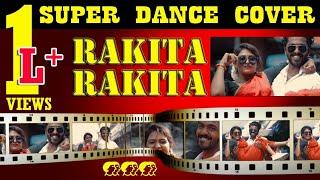 Rakita Rakita Dance Cover   Jagame Thandhiram    Dhanush   Santhosh Narayanan   CoverTunez