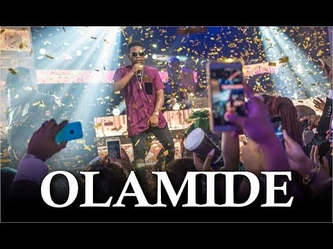 OLAMIDE LATEST LIVE PERFORMANCE 2018