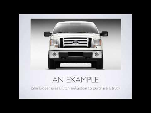 Introduction to Dutch eAuction