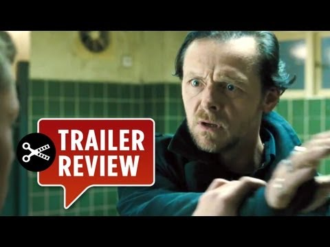 Instant Trailer Review - The World's End Official Trailer #1 (2013) - Simon Pegg Movie HD