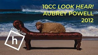 Скачать 10cc Look Hear Artwork By Aubrey Powell