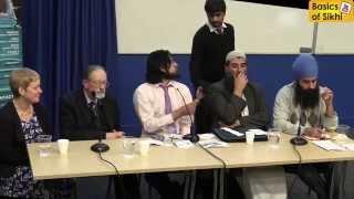 Sikh, Muslim, Christian, Jewish - 7 Q&A