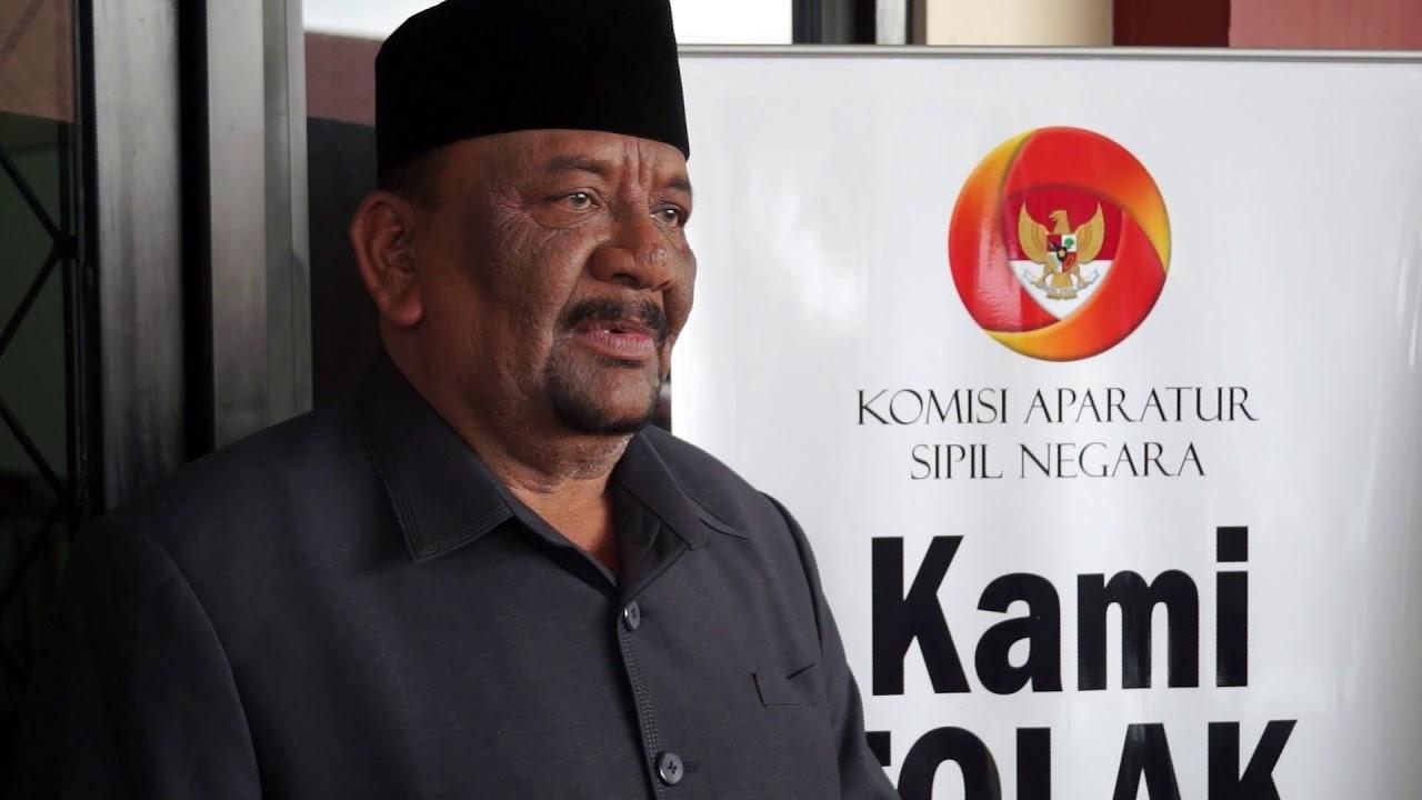 Bupati Bireuen Saifannur Berkonsultasi ke KASN tentang Pengisian JPT