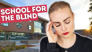 My Experience at a School for the Blind... (emotional ending)