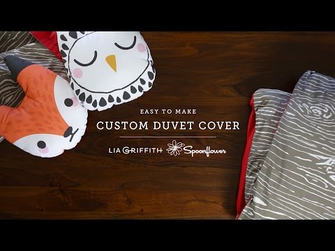 How To Make A Duvet Cover