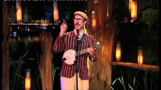 'All Hail The Chap' by Mr.B The Gentleman Rhymer. Latitude Festival 2011. Sky Arts