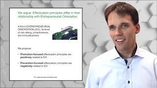 Promotion- versus Prevention-Focused Effectuation Principles and Entrepreneurial Orientation