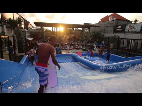 FlowRider Event at Flow House Bali (Grand Opening)