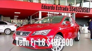 Seat Leon Fr 1.8 turbo de 180 HP - Eduardo Seat Ventas