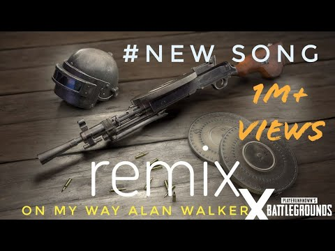 On My Way Pubg Remix Official Remix  New Song  Alonext