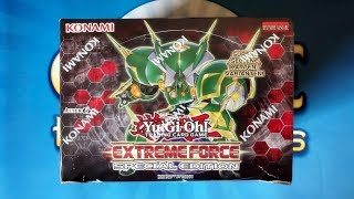 Extreme Force Special Edition Display Opening/Unboxing Yugioh Karten
