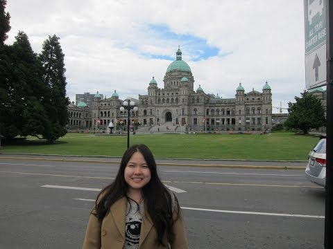 Touring & Eating My Way Through Victoria, Vancouver Island, BC