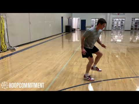 Hoop Commitment - Want to become a better defender? Try This!