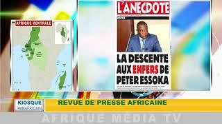 KIOSQUE PANAFRICAIN DU 24 01 2018