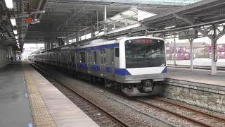323M E531系 K421編成 日立駅発車