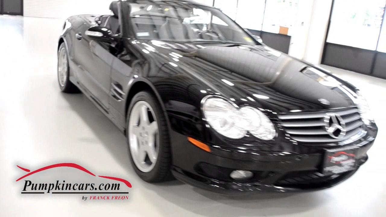 medium resolution of 2003 mercedes benz sl500 hardtop conv sport pkg