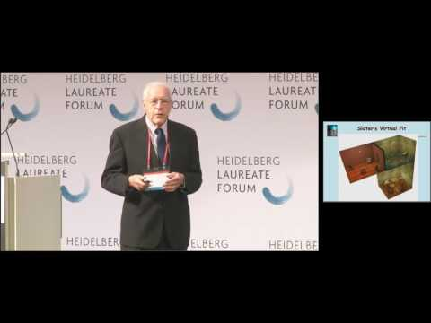 4th HLF - Lecture: Fred Brooks