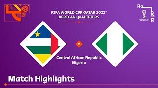 ЦАР  0-2  Нигерия видео