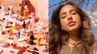 Cult Beauty Goody Bag и макияж