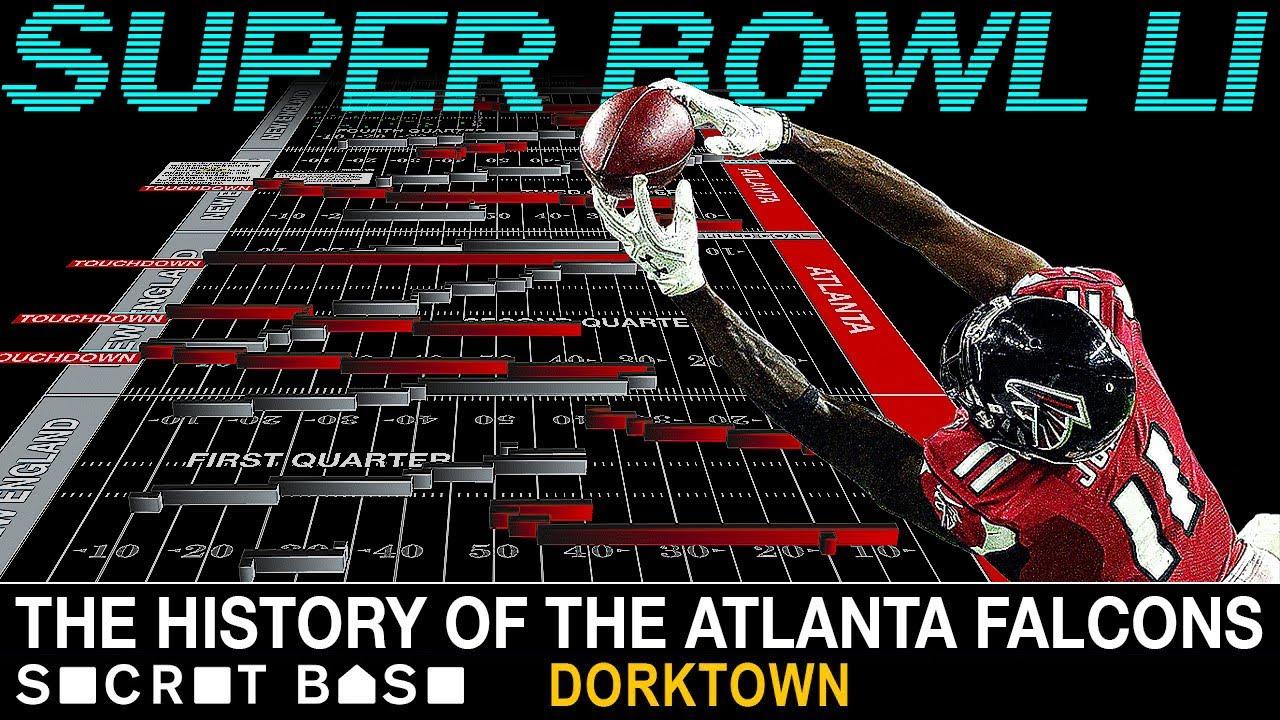 It's a funny story | The History of the Atlanta Falcons, Part 7