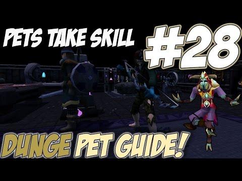 Pets take Skill | Episode 28 [GORDIE PET GUIDE] Runescape 3 Guides