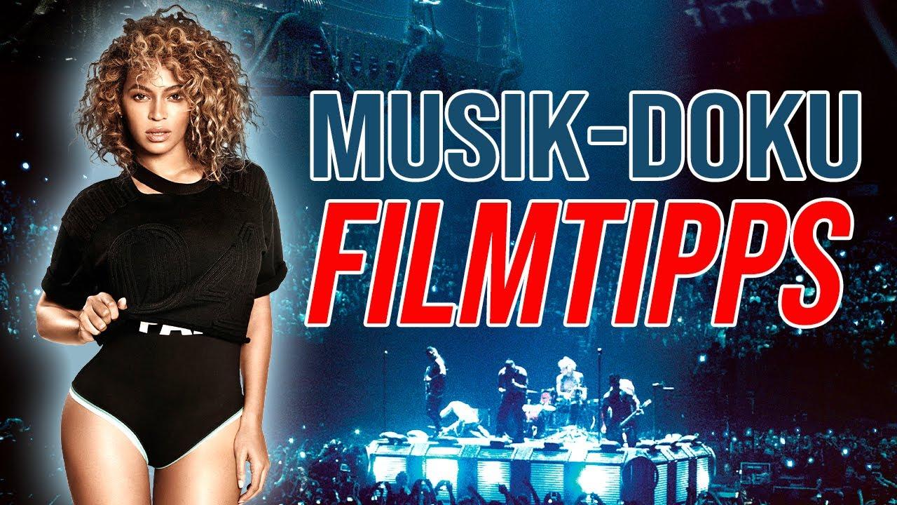Geile Musik-Dokus, die das Konzertfeeling nach Hause bringen | Musik-Doku-Filmtipps