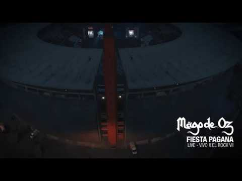 Mago de Oz - Fiesta Pagana (vivo por el rock 7)