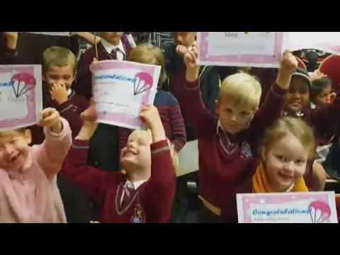 DVIS Antwerp Primary School Adaptability Assembly