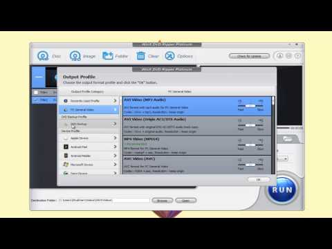 How to RIP any DVD Easily with WinX DVD Ripper Platinum