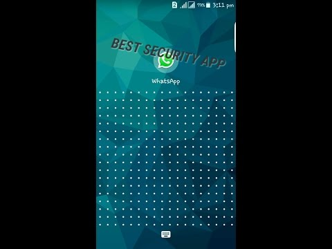 BEST SECURITY APP (ANDROID)