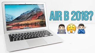 видео Ноутбуки Apple MacBook Air