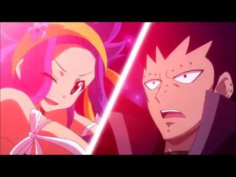 Gajeel and Levy - Odesza - Say My Name ft. Zyra