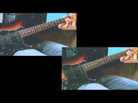 Sunrise Avenue - Hollywood Hills (dual guitar cover)