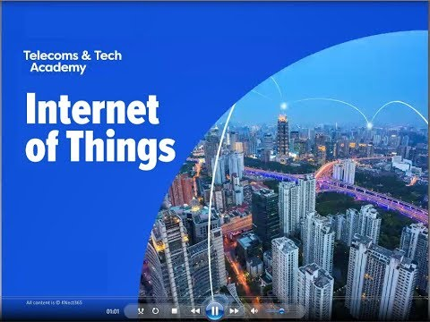 Internet of Things (Oct 17)