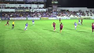 Linares 2 - Jumilla 1 (02-09-15) Copa del Rey