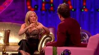Ellie Goulding - Alan Carr Chatty Man - May 2014
