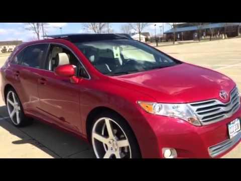 Toyota Venza On 24s Youtube