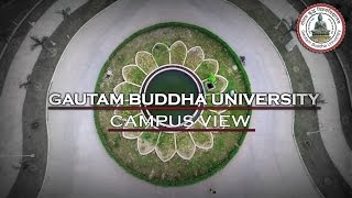 GBU - Campus View | Gautam Buddha University