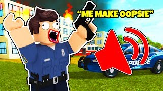 Roblox new VOICE CHAT Jailbreak game is HILARIOUS!