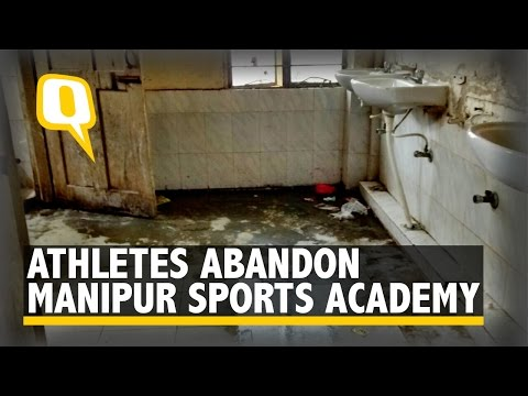 No Equipment? Athletes Walk Out of National Sports Academy