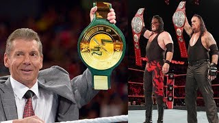 10 Shocking WWE Rumors for September 2019 - Vince McMahon Wins 24/7 Title