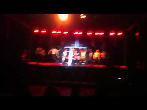 Angels and Demons (4th Bayamon High School Talent Fest) Papa Juan XXIII Superior Dance Xzibit