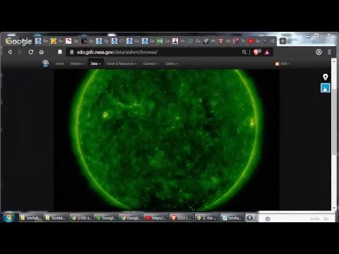 smAsho streAm: Geomagnetic Unrest (KP4), Space WEATHAAA!